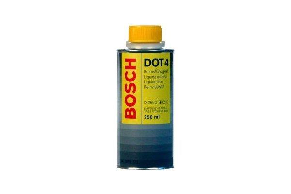 Zavorna tekočina DOT4 250ml BOSCH