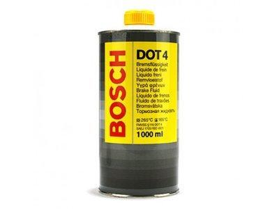 Zavorna tekočina DOT4 5L BOSCH