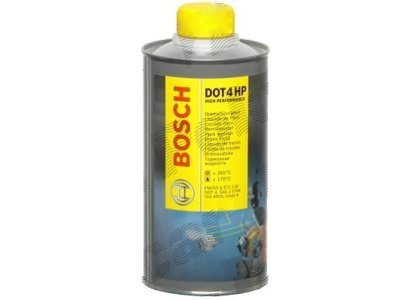 Zavorna tekočina DOT4 HP 0,5L BOSCH