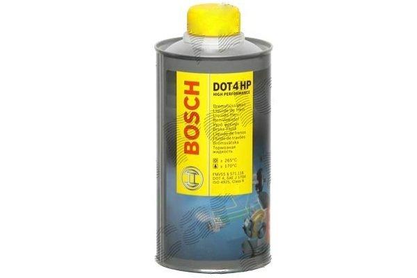 Zavorna tekočina DOT4 HP 1L BOSCH