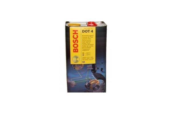 Zavorna tekočina DOT4 HP 5L BOSCH