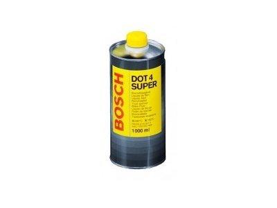 Zavorna tekočina DOT4 SUPER 1L BOSCH