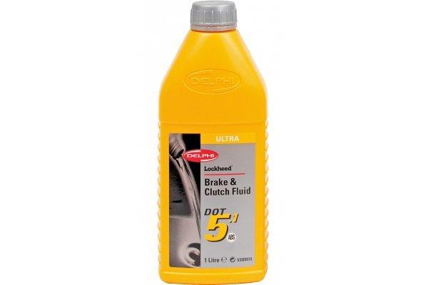 Zavorna tekočina DOT5 0,5 L DELPHI