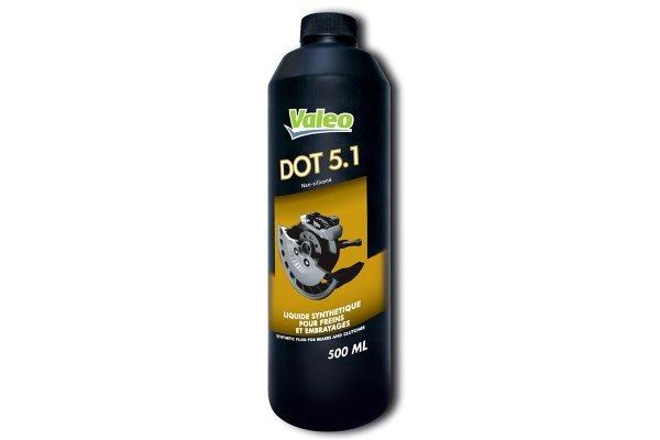 Zavorna tekočina DOT5 0,5L VALEO