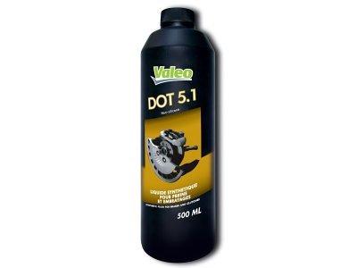 Zavorna tekočina DOT5 1L VALEO