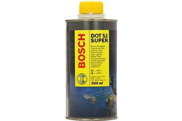 Zavorna tekočina DOT5 HP 0,5L BOSCH