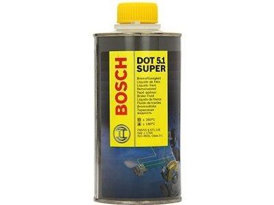 Zavorna tekočina DOT5.1 HP 1L BOSCH