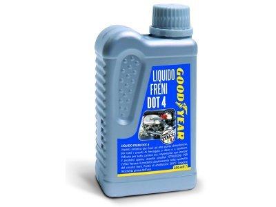 Zavorna tekočina GoodYear DOT4, 250ml