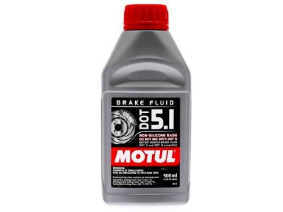 Zavorna tekočina Motul DOT 5.1 0,5L