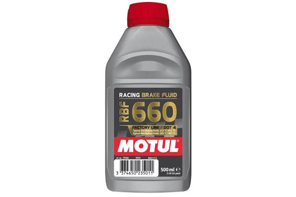 Zavorna tekočina Motul RBF 660 0,5L