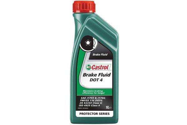 Zavorno Olje Castrol Brake Fluid DOT4 1L