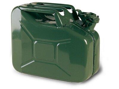 Železna posoda za gorivo Bottari 10L