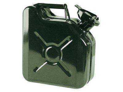 Železna posoda za gorivo Bottari 5L