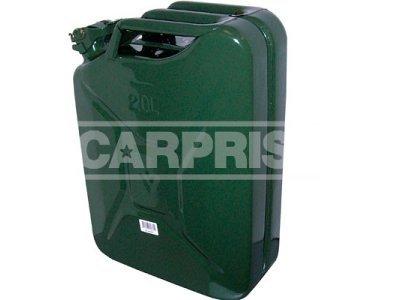 Železna posoda za gorivo Carpriss 20L