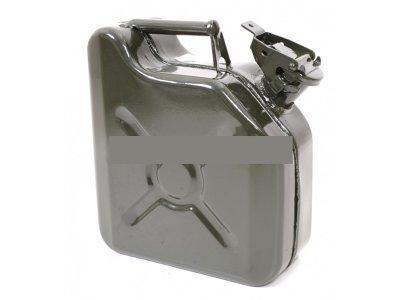 Železna posuda/rezervoar za gorivo 5L