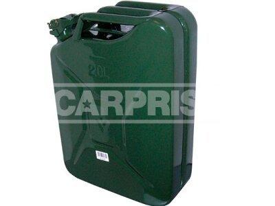 Železni rezervoar za gorivo Carpriss 20L