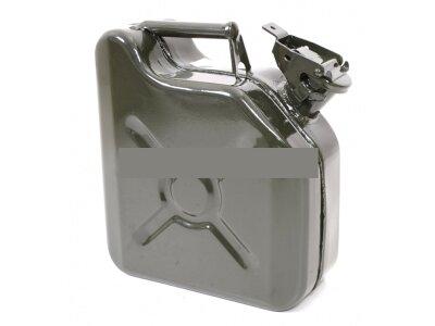 Željezna posuda/rezervoar za gorivo 5L