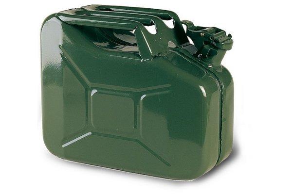 željezna posuda za gorivo Bottari 10L