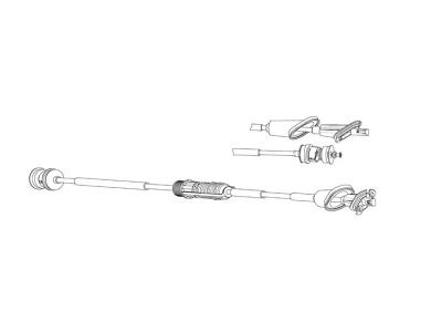 Žica kvačila Citroen 106 96-03