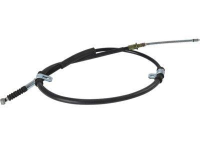 Žica ročne zavore Hyundai Trajet 00-08, 1312/1074 mm