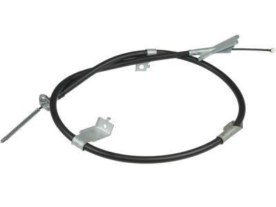 Žica ročne zavore Nissan Almera 00-06, 1613 mm