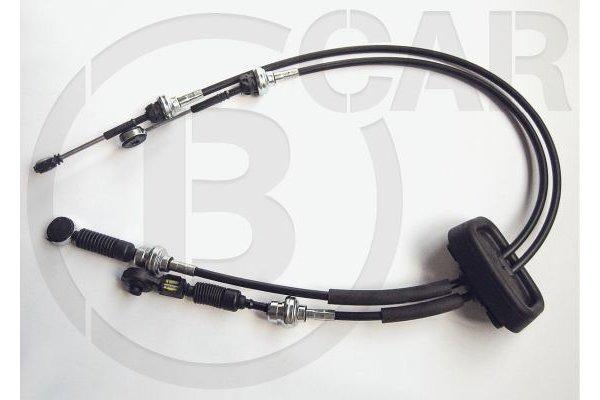Žica ročnega menjalnika 04434468 - Opel Vivaro 01-06