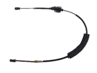 Žica ručnog mjenjača 6N0 711 266B - Volkswagen Lupo 98-05