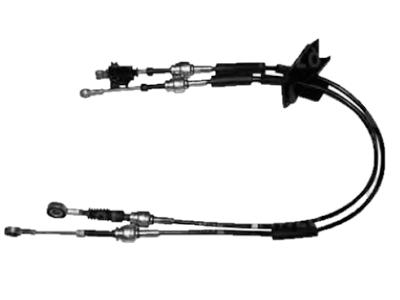 Žica ručnog mjenjača Fiat Panda 03-12, 1140/1250 mm