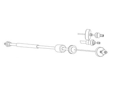 Žica sklopke Renault Megane 95-02