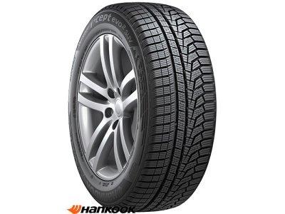Zimske pnevmatike HANKOOK Winter i*cept evo2 SUV W320A 235/65R17 108V XL