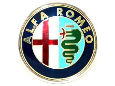 Znak/emblem Alfa Romeo 147 00-05