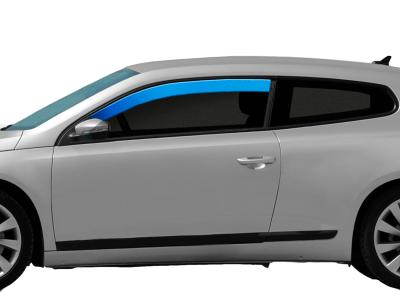 Zračni branik Renault Megane 02-08, 3V, prednji set
