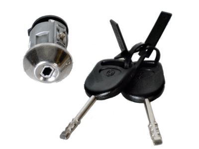 Zylinder Lenkradstange Ford Transit 95-00 + Schlüssel